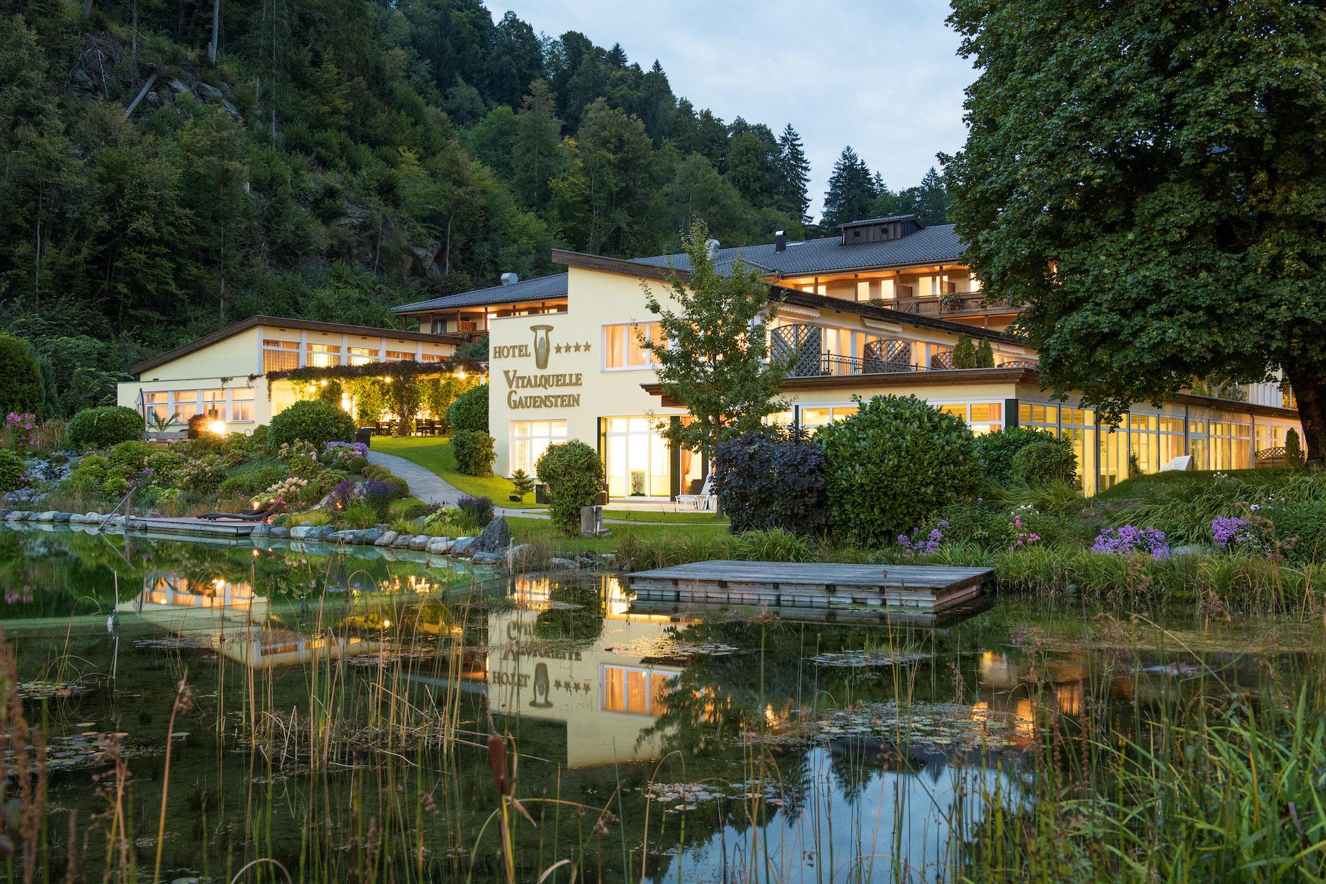 Hotel Vitalquelle Schruns Montafon